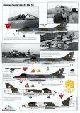 MC32019 Hunter Mk.58/T Mk.68 Schweizer Luftwaffe
