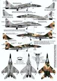 BD32062 MiG-29 Fulcrum African Air Forces