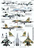 BD32063 Su-27 Flanker African Air Forces