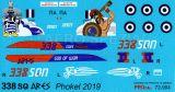 PRO72904 F-4E AUP Phantom II Volkel 2019