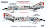 CMS4849 F-4J Phantom II VF-191 Satans Kittens