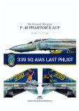 PRO72902 F-4E AUP Phantom II letzter Flug