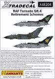 XD48204 Tornado GR.4 Retirement Schemes