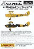 XD48205 DH.82A Tiger Moth Teil 1