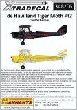 XD48206 DH.82A Tiger Moth Teil 2