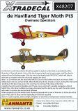 XD48207 DH.82A Tiger Moth Teil 3