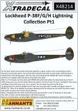 XD48214 P-38F/G/H Lightning Teil 1