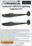 XD48215 P-38F/G/H Lightning Teil 2