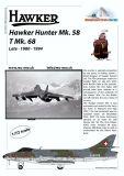 MC72020 Hunter Mk.58/T Mk.68 Swiss Air Force 1980-1994