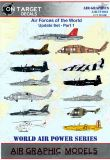 AIRD72003 Air Forces of the World Part 1 (Update Set)