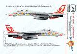 HU3206568 F-14A Tomcat Miss Molly VF-111 Sundowners