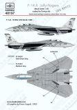 HU48197 F-14A Tomcat VF-84 Jolly Rogers 1986
