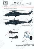 HU48198 Mi-24V Hind-E Hungarian Air Force