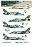 HU48204 L-39 Albatros Hungarian Air Force & East German Air Force (NVA)