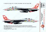 HU72194 F-14A Tomcat Miss Molly VF-111 Sundowners