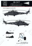 HU72199 Mi-24P Hind-F Hungarian Air Force
