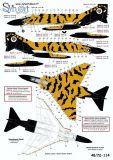 SY48114 Phantom FGR.2 NATO Tiger Meet 1992