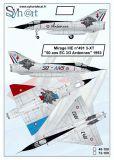 SY72109 Mirage IIIE EC 3/3 Ardennes