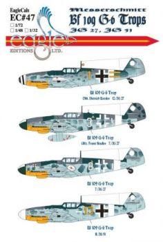 ECD72047 Bf 109G-6/Trop
