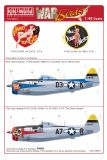 KW148057 P-47D Thunderbolt: Hard to Get & The Down Necker