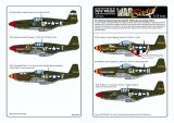 KW172008 P-51B/C/D Mustang ID Numbers and Letters