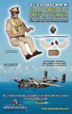 MD32067 Bomber Pilot U.S.A.A.F. WW II Pacific Theatre