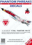 PPD48001 F-4EJ Kai Phantom II in White