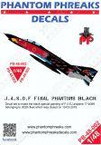 PPD48002 F-4EJ Kai Phantom II in Schwarz