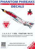 PPD72001 F-4EJ Kai Phantom II in White