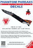 PPD72005 F-4E-2020 Terrminator Squadron Disbandment 112 Filo