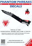 PPD72006 F-4E-2020 Terrminator 50,000 Flying Hours 111 Filo