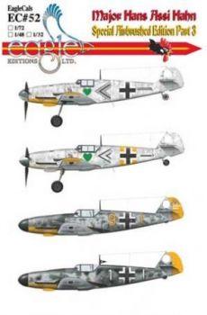 ECD72052 Bf 109G-2/G-2/R6/F-2/F-4
