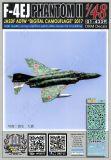 DXM48036 F-4EJ Phantom II in Digital Camouflage