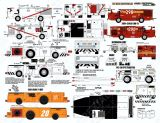 FTD48088 Carrier Deck Crew and Vehicles Markings