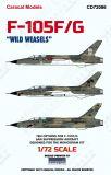 CD72086 F-105F/G Wild Weasel