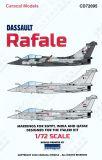 CD72095 Rafale D/E International Air Forces