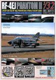 DXM32013 RF-4EJ Kai Phantom II JASDF finales Jahr 2020