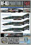 DXM48041 RF-4EJ Kai Phantom II JASDF finales Jahr 2020