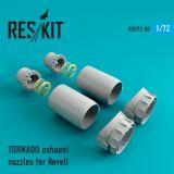 RSU720050 Tornado Exhaust Nozzles
