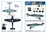 KW132084 Bf 109 G-6 OLt Franz Stigler