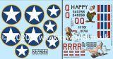 KW132147 B-24D Liberator: Sleepy/The Squaw & Happy