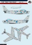 KMA4828 F-86F Sabre Stencils