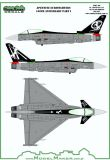 MOD72141 Eurofighter F-2000A 100 Years Italian Air Force, Part 1