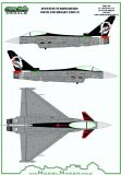 MOD72142 Eurofighter F-2000A 100 Years Italian Air Force, Part 2