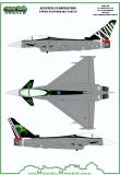 MOD72144 Eurofighter F-2000A 100 Years Italian Air Force, Part 4