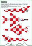 MOD72147 MiG-21UMD Mongol-B Croatian Air Force