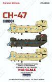 CD48148 CH-47 Chinook