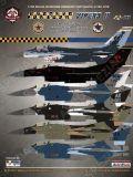 BMA48013 F-16 Fighting Falcon Aggressor Vipers Part 2