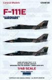 CD48185 F-111E Aardvark USAFE Upper Heyford