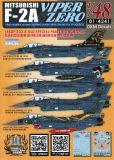 DXM48037 F-2A Viper Zero Special Schemes